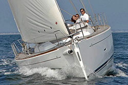 Segelyacht Dufour 445 Grand Large